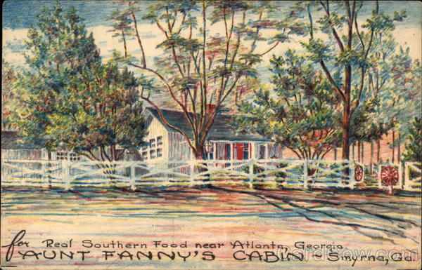 Aunt Fanny's Cabin Smyrna