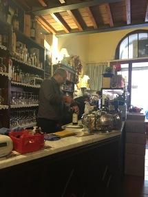 Bar at Osteria del Carcere