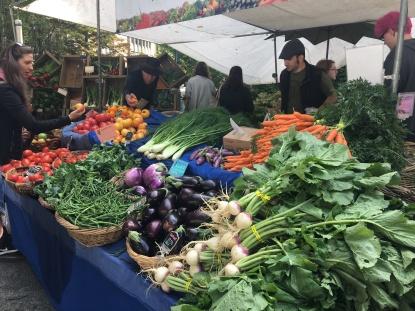 Farmer's Market at PSU