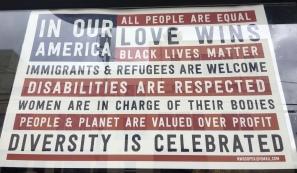 Diversity is celebrated!