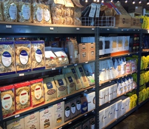 Pasta selection at Providore Fine Foods